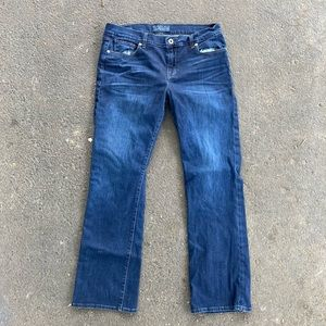 Lucky Brand Brooke Boot Jeans 12/31 R